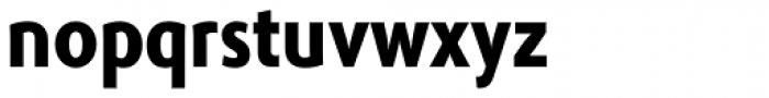 Phoenica Std Cond Black Font LOWERCASE