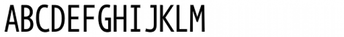 Phoenica Std Mono 0 Font UPPERCASE