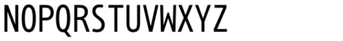 Phoenica Std Mono 200 Font UPPERCASE