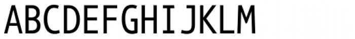 Phoenica Std Mono 400 Font UPPERCASE