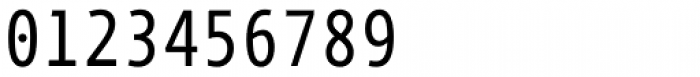 Phoenica Std Mono 450 Font OTHER CHARS