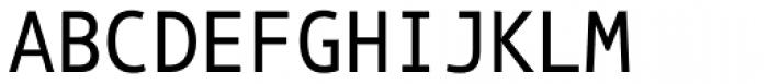 Phoenica Std Mono 700 Font UPPERCASE