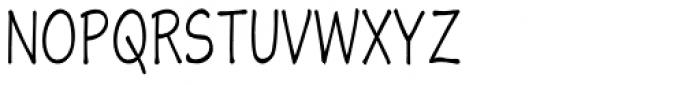 Phollick Compact Font UPPERCASE