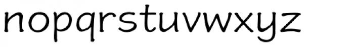 Phollick Expand Font LOWERCASE