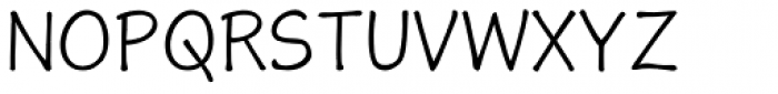Phollick Font UPPERCASE