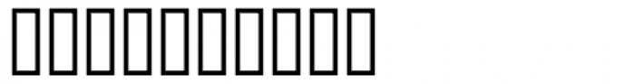 Photina MT Bold Italic Expert Font OTHER CHARS