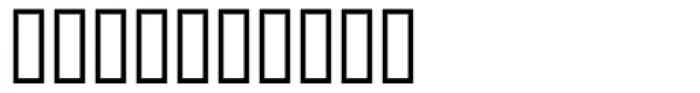 Photina MT SemiBold Expert Font OTHER CHARS