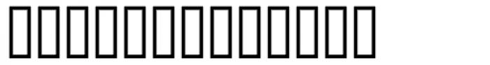Photina MT SemiBold Expert Font LOWERCASE