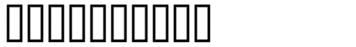 Photina MT Ultra Bold Expert Font OTHER CHARS