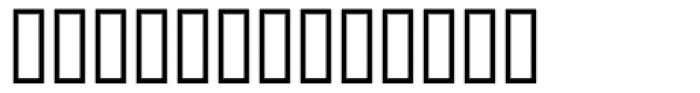 Photina MT Ultra Bold Expert Font LOWERCASE