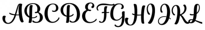 PhotoWall Heavy Font UPPERCASE