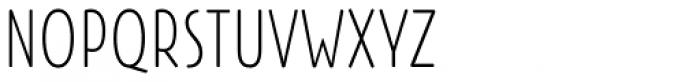 PhotoWall Sans Regular Font UPPERCASE