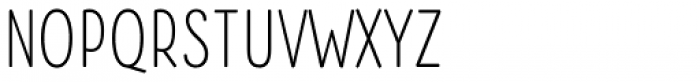 PhotoWall Sans Regular Font LOWERCASE