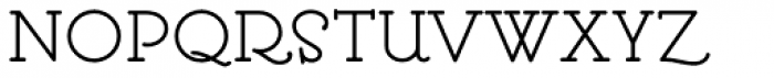 Photoplay Std Font UPPERCASE