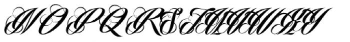 Phraell Alt Font UPPERCASE