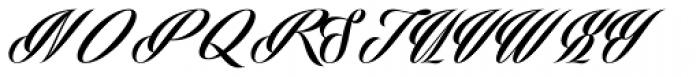 Phraell Font UPPERCASE