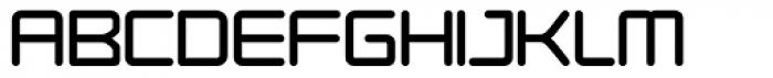 Phuture ODC Black Font UPPERCASE