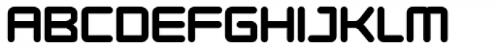 Phuture ODC Ultra Font UPPERCASE