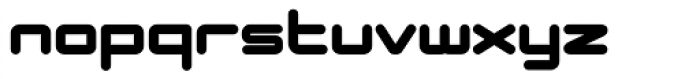 Phuture ODC Ultra Font LOWERCASE