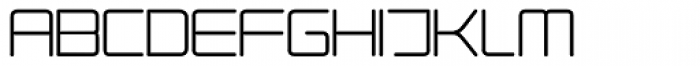 Phuture Rnd Clsd Bold Font UPPERCASE