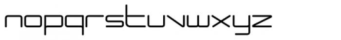 Phuture Rnd Clsd Bold Font LOWERCASE