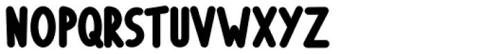 Phylactere Black Font UPPERCASE