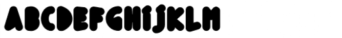Phylactere ExtraBlack Font LOWERCASE
