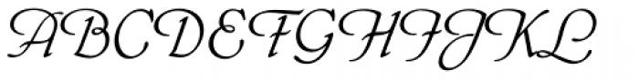 Phyllis EF Font UPPERCASE