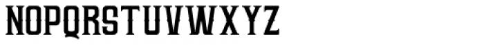 Phyton Serif Font UPPERCASE