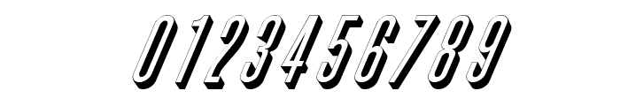 Phoenix D Italic Font OTHER CHARS