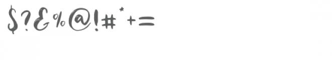 Phaeton Font OTHER CHARS
