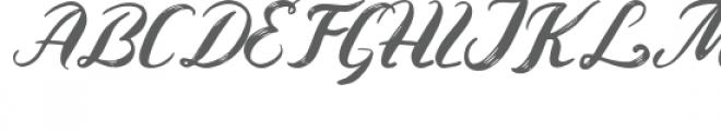 Phaeton Font UPPERCASE