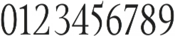 Pial Serif Condensed otf (400) Font OTHER CHARS