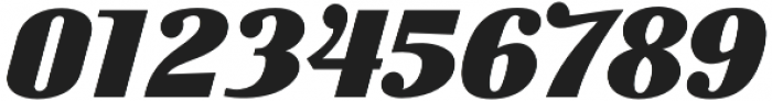 Picastro BoldDrop otf (700) Font OTHER CHARS