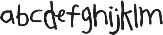 Pickle Biscuit otf (400) Font LOWERCASE