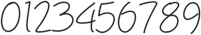 Picklet Regular otf (400) Font OTHER CHARS