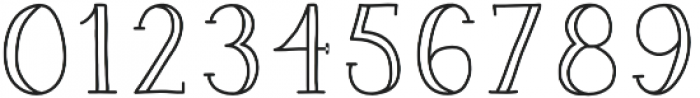 Pigeon Scout Serif otf (400) Font OTHER CHARS