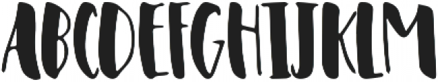 Pigment otf (400) Font LOWERCASE