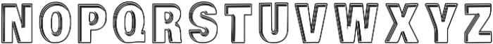 Piligrimistic2 otf (400) Font UPPERCASE