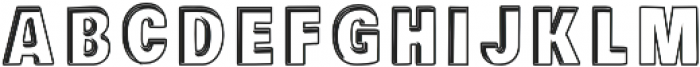 Piligrimistic2 otf (400) Font LOWERCASE