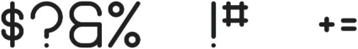 Pinchik ExtraBold otf (700) Font OTHER CHARS