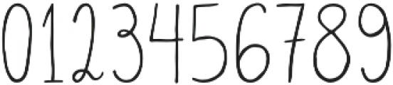 Pineapple Monoline otf (400) Font OTHER CHARS
