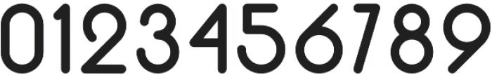 Pino Regular otf (400) Font OTHER CHARS
