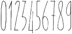 Pinocchio otf (400) Font OTHER CHARS
