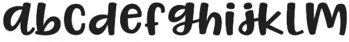 Pinsetter Littles otf (400) Font LOWERCASE