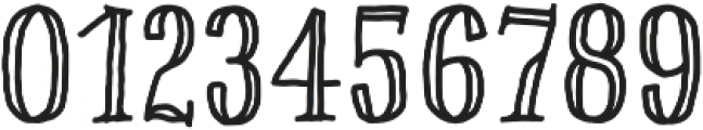 Pinto NO_03 Engraved otf (400) Font OTHER CHARS