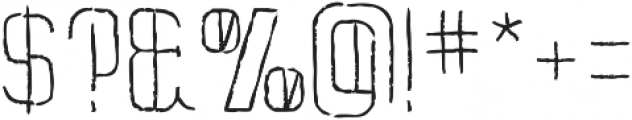 Pipe handsketches Regular ttf (400) Font OTHER CHARS