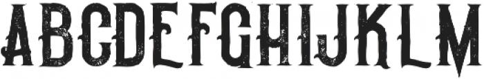 Pirate Bold Grunge otf (700) Font LOWERCASE