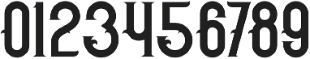 Pirate Bold otf (700) Font OTHER CHARS