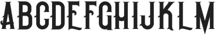 Pirate Bold otf (700) Font LOWERCASE